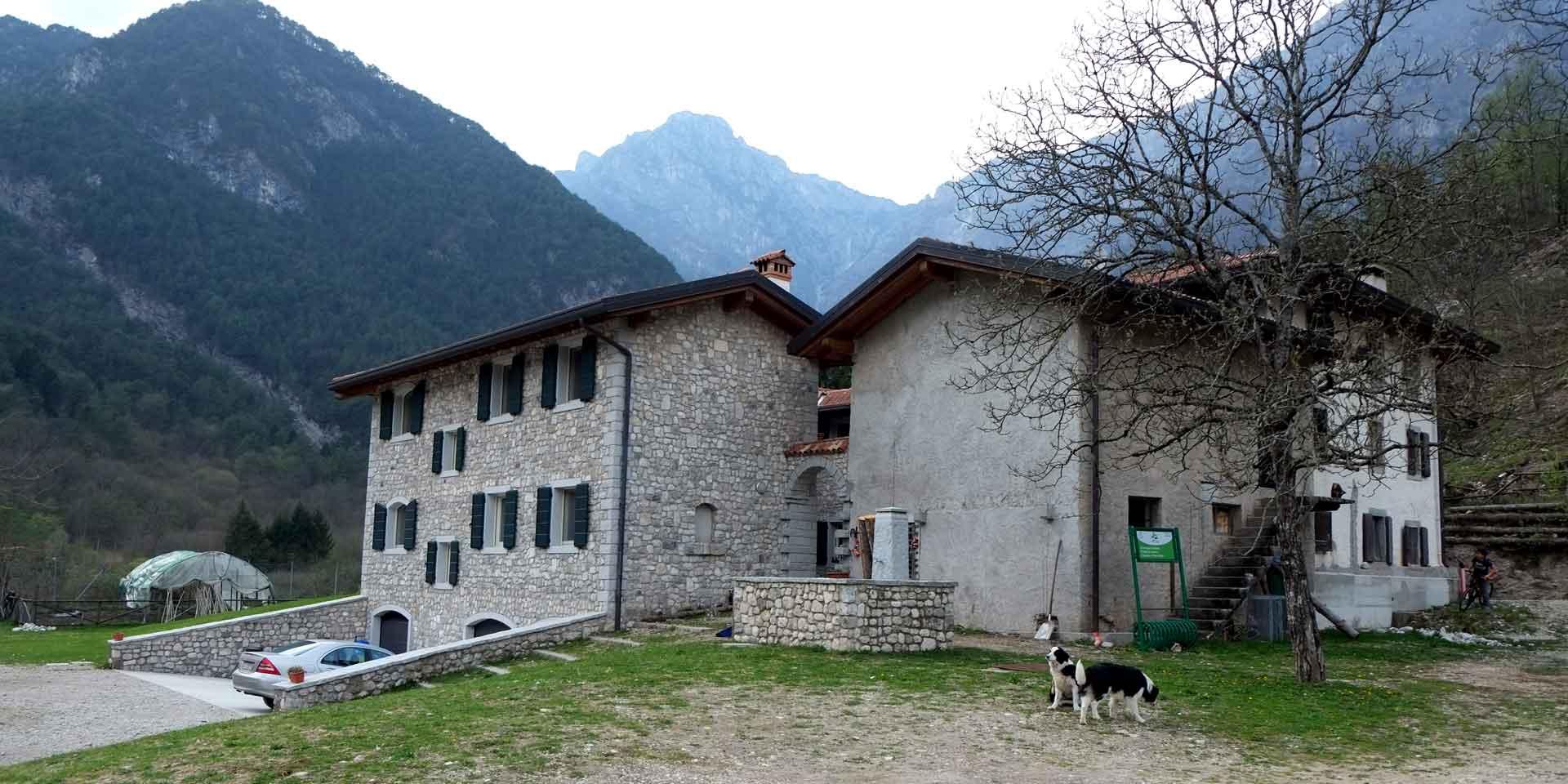 Agriturismo Borgo Titol, Tramonti di Sopra Consorzio delle Valli e delle Dolomiti friulane