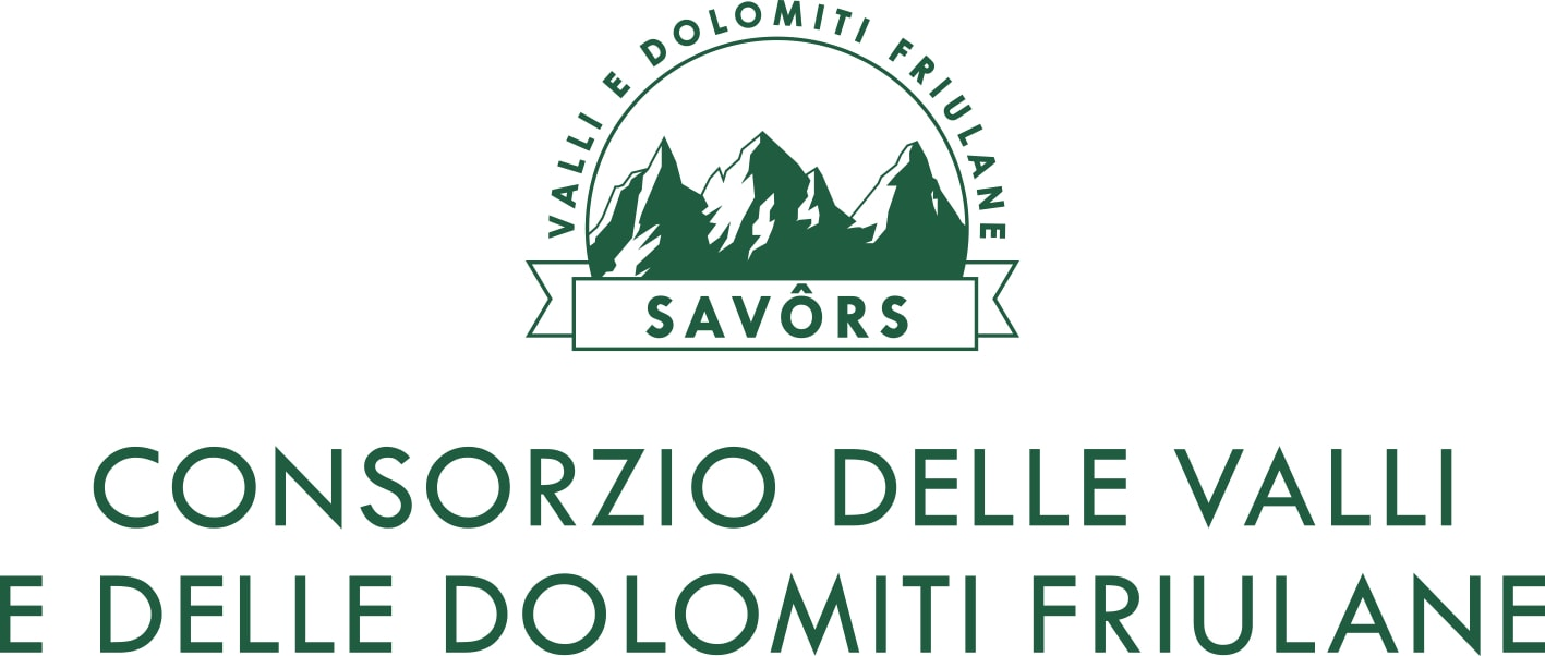 Logo Consorzio valli dolomiti friulane